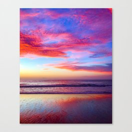 What a Wonderful World Canvas Print