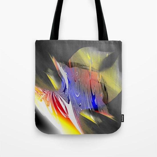 deep sea animal Tote Bag