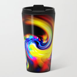 Abstract Perfection 17 Travel Mug