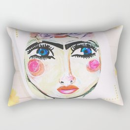 She's a Visionary Edition Rectangular Pillow