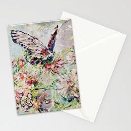 Spring Garden Stationery Cards