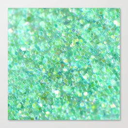 Ocean Mint Canvas Print