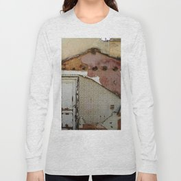 Unidimensional house Long Sleeve T-shirt