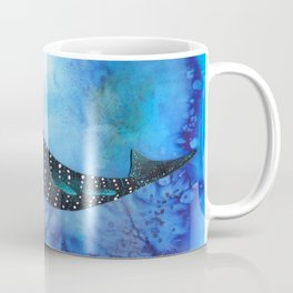 Silent Swim Coffee Mug
