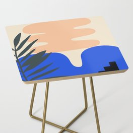 Shape study #14 - Stackable Collection Side Table