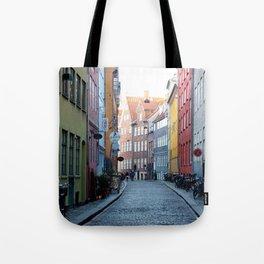 Colors of Copenhagen Tote Bag