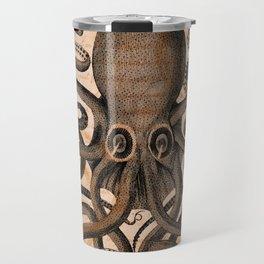 Nautically Caffeinated Travel Mug