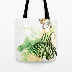 Little Queen Tote Bag