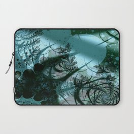 Fruitful Abstract Fractal Art Laptop Sleeve