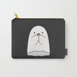 The Horror / Scared Ghost Carry-All Pouch