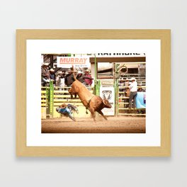 Winers and losers Framed Art Print