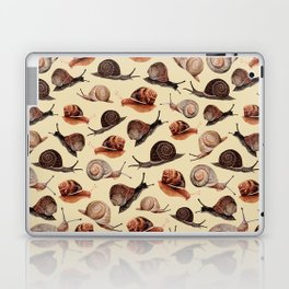 A Slew Of Snails Laptop & iPad Skin