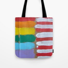Flags for The Future 3 Tote Bag