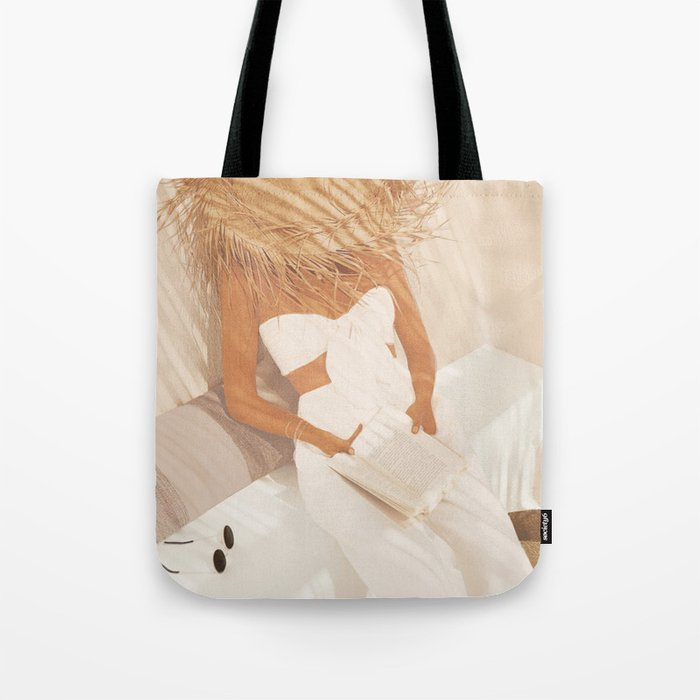 Summer Reading II Tote Bag