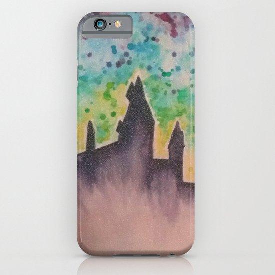 Hogwarts II iPhone & iPod Case