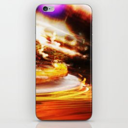 Night Cruise iPhone Skin
