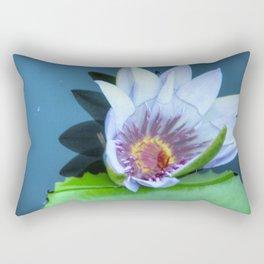 Bahama Flower Rectangular Pillow