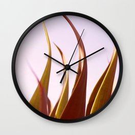 sinuosity Wall Clock