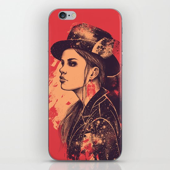 NOCTURNA iPhone & iPod Skin