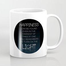Harry Potter Albus Dumbledore Quote Mug