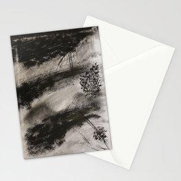 Sunset & Oak Tree Stationery Cards
