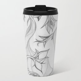 The Serpentine Forest Metal Travel Mug