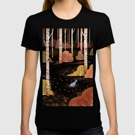 Footsteps in the Dark T-shirt