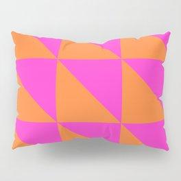 Summer Semaphore Pillow Sham