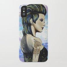 Mohawk iPhone X Slim Case