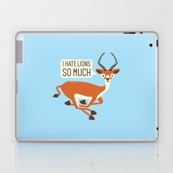 Prey Tell Laptop & iPad Skin