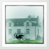 rustic Art Prints featuring Rustic by Susann Mielke