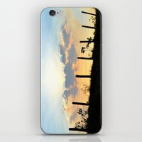 cloud iPhone & iPod Skins featuring Cloud  by Izz Darcie