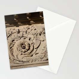 Angel of the 'No-Name hotel', Paris Stationery Cards