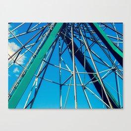 Ferris Wheel II Canvas Print