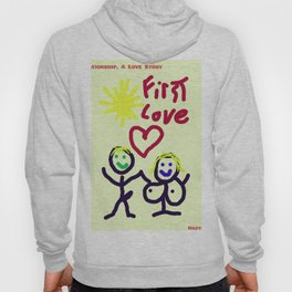 THE RELATIONSHIP,  A LOVE STORY Hoody