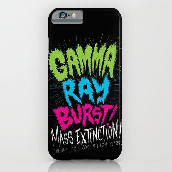 Gamma Ray Burst iPhone & iPod Case