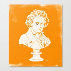 A Clockwork Orange - Movie Poster Canvas Print