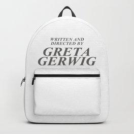 GRETA GERWIG Backpack