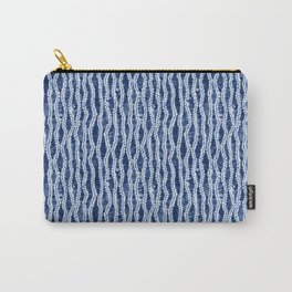 Shibori Eight Carry-All Pouch