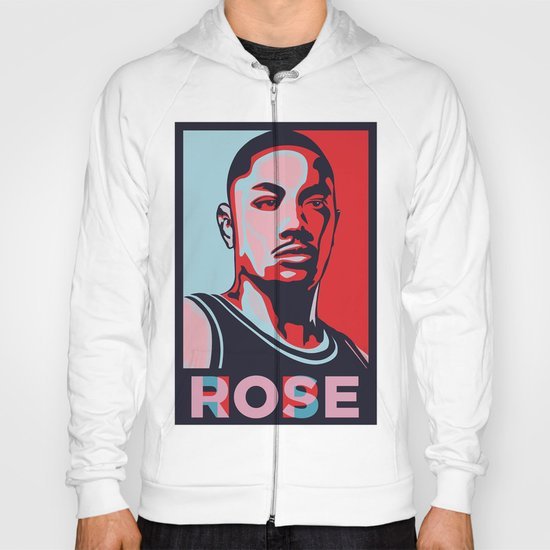 Rose is Hope Hoody