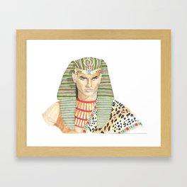 Rameses II Framed Art Print