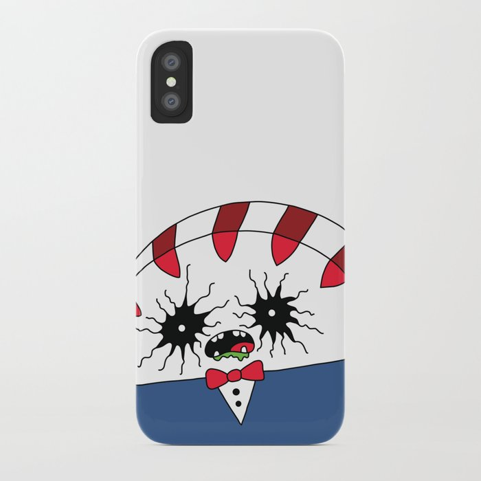 Contaminated Candy: Peppermint Butler iPhone Case