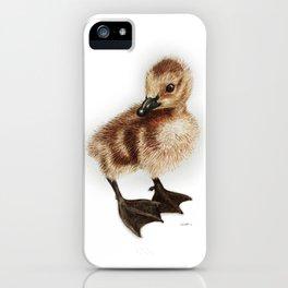 Cute Canadian Gosling iPhone Case