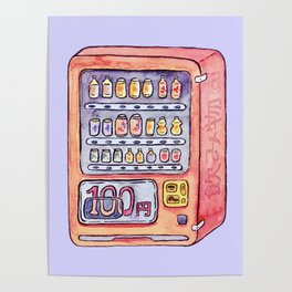 Cold Drinks Poster