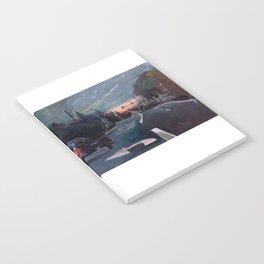 Rainy Drive Notebook