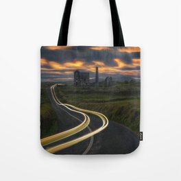 Remians Of The Past Tote Bag