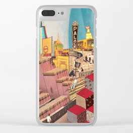 Palace Clear iPhone Case