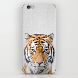 Tiger - Colorful iPhone Skin