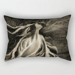 Burden of Memory Rectangular Pillow
