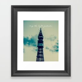 Trip The Light Fantastic  Framed Art Print